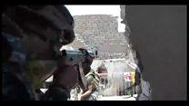 تلاش برای تسخیر آخرین سنگرهای داعش در قلب موصل
