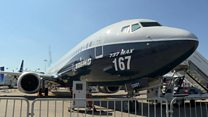 Aerospace firms to vie for new sales at Paris Air Show