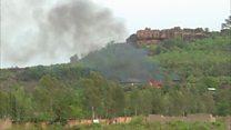 Attack on Mali tourist resort