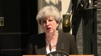 PM May condemns Finsbury Park attack