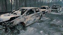 El incendio más mortal en décadas que arrasó el centro de Portugal y dejó más de 62 muertos