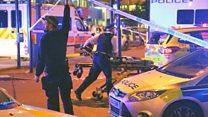 El ataque cerca de la mezquita en Londres