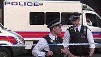 هجوم خارج مسجد في لندن: ما نعرفه