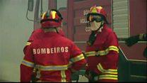 Лесные пожары в Португалии: более 60 погибших