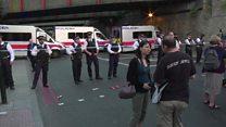 ТВ-новости: нападение на мусульман в Лондоне