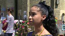 【ロンドン火災】 「みんな怒ってるけど支え合ってる」 ボランティア女性