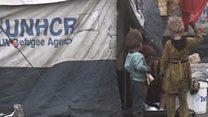آمار آژانس پناهندگان سازمان ملل؛ از هر ۱۱۳ نفر در جهان یک نفر پناهنده است
