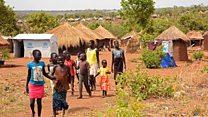 Les réfugiés en Afrique