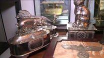 Nazi artefacts seized in Argentine raid