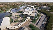 Work begins on £200m wellbeing village