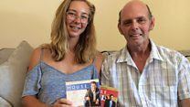 Teen saves dad with CPR learnt from TV