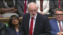 Corbyn hails Labour election gains