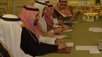Le roi Salmane choisit son fils comme prince héritier