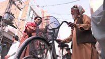 کوئٹہ سیکنڈ ہینڈ امپورٹڈ سائیکلوں کی بڑی مارکیٹ