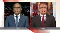 گفتگو با علی عونی در مورد همه پرسی استقلال کردستان عراق