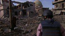 Last pictures of Mosul's al-Nuri mosque