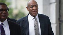 かつて米ホームドラマの「顔」 性的暴行裁判が審理無効に
