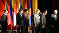 Biển Đông: 'Trung Quốc thành công phân hóa Asean'
