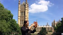 Diary of a new MP in parliament
