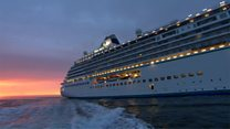 Belfast sails ahead as cruise ship destination