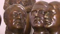 В Аргентине нашли нацистские сувениры