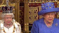 ครั้งแรกในรอบ 40 ปี ควีนไม่ทรงมหามงกุฎในพิธีเปิดประชุมสภา
