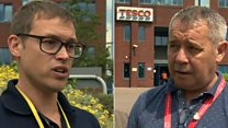 Tesco workers 'ill feeling and uncertainty'