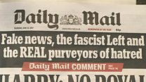 Daily Mail hits back at Guardian cartoon