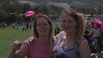 Glastonbury 'a marathon not a sprint'