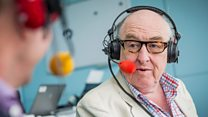 Henry Blofeld: 'Test Match Special box is my home'