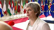May: UK giving 'certainty' to EU citizens