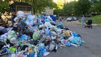 Львівська Санта-Барбара потопає у смітті