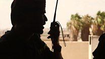 В логове ИГ: на передовой битвы за Ракку