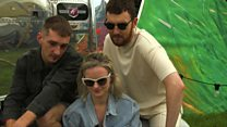 Clean Bandit on dominating the charts
