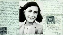 """Anne Frank: """"She was so positive"""""""