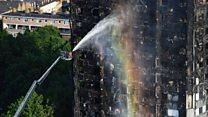 راز دانش: چه میشود که آتش در یک ساختمان زبانه میکشد؟