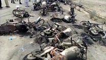 ضلع بہاولپور میں آئل ٹینکر حادثہ