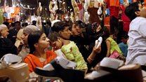 بھوپال میں عید کی رونقیں