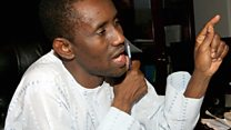 Da gaske Buhari yake yaki da cin hanci - Ribadu