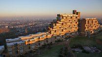 ロンドン公営住宅に「強いコミュニティー精神」 写真家
