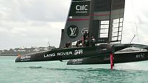 Bermuda basks in the America's Cup