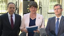 DUP deal 'benefits all parts of UK'