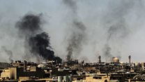 Battle for Mosul: 'Toughest since WWII'