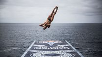 Check out the best cliff dives