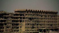 Mossoul : l'EI résiste