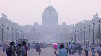 အိန္ဒိယဝန်ကြီးချုပ်ရဲ့ အမေရိကန်ခရီး