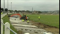Velodrome renovation scheme begins