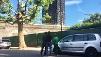 'We feel like we lost the whole world' - Grenfell locals