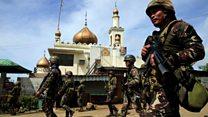 Hapilon kabur dari Marawi, militer Filipina klaim kelompok ekstrem Maute melemah