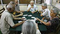 बुज़ुर्गों की बेबस दुनिया